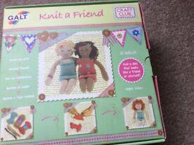 Knit a friend