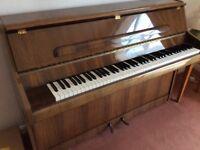 Piano (Bentley Compact 85 C walnut)