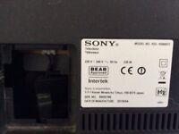 65inch Sony for Spair or repair kdl-65w857c