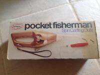 Popel's Pocket Fisherman 1972 vintage