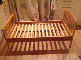 Children's Junior Starter Bed - Mamas and Papas