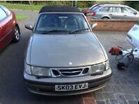 Saab 9-3 turbo 2003