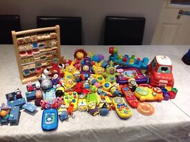 Bundle of toys, all in working order