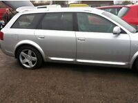 "17"" Audi Alloy Wheels With Great Tyre's Full Set ***FANTASTIC CONDITION***"