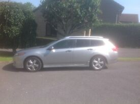 Honda Accord 2.2 I DTEC 5drs 1/2 leather 6speed gear box £3750 Ono