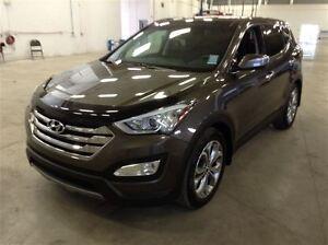 2013 Hyundai Santa Fe Limited AWD Cuir Toit Nav