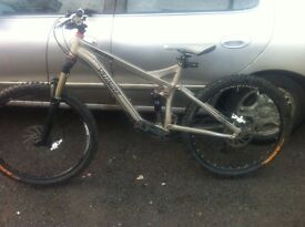 Great condition regularly serviced lovely bike