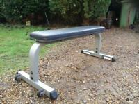 Body-Solid Flat Full Commercial Utility Bench (Delivery Available)