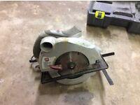 Pro circular saw