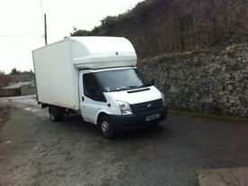 2013 ford transit box van tail lift