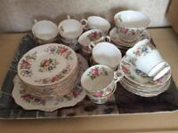 Royal Stafford Tea Service