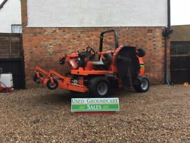Jacobsen HS111 4WD Ride on Gang Mower