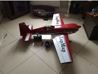 Rc plane with a 108 glow engine