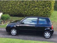 2002 Volkswagen Lupo S SDI *** FULL YEAR'S MOT *** FULL SERVICE HISTORY ***