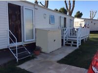6 - 8 Berth static caravan for rent on Highfields, Clacton-on-Sea