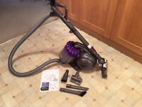 Dyson DC39 Pet Hoover with all attachments and instructions