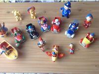 Assortment Of Noddy Toys