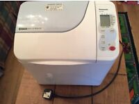 Panasonic SD 253 breadmaker (inc instructions/cookery booklet)