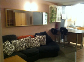 Move In Today! Fully furnished 1bed flat,Some bills incl, B30 2JL, 10 min Birmingham city centre