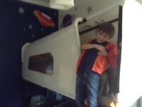 Habitat children's Rocketship Bed