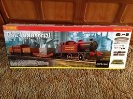 The Industrial Hornby train set