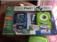 LeapPad2 Monsters University edition