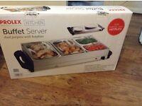Prolex Buffet Server