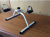 Exercise Pedals with adjustable pressure control.