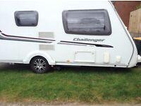 2010 Sprite challenger 480 caravan