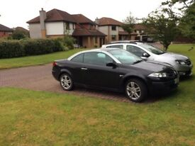 Renault Megane convertible full service history leather seats new front brakes excellent condition