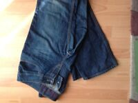 Ladies Tommy Hilfiger bootcut Denim Jeans trouser pre owned