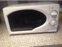 Good working order clean microwave,