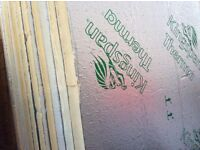 Kingspan insulation boards 120mmx1200x2400