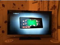 "Sony Bravia 40"" freeview flat screen"