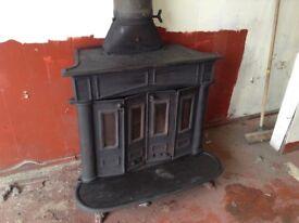 Coal/Wood Burner
