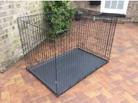 Large Pet Crate / Cage Like New