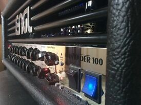 Engl Invader 100 with Z-9 Footswitch