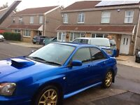 Subaru Impreza Wrx Sti Prodrive Performance Pack Andrew Carr remap FSH 10K spent in upgrades