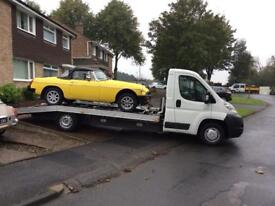 UK CAR DELIVERY CAR RECOVERY BREAKDOWN NEWCASTLE GATESHEAD
