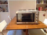 Mini oven and hob-Morphy Richards