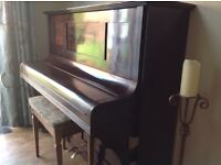 Piano, ( Wiedermann) ideal for a beginner.