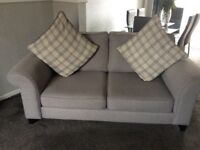 A FANTASTIC BUY 2 x 2 SEATER SOFAS