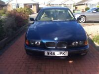 BMW 523i SE Auto Year 2000 FOR SALE