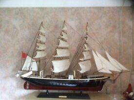 For Sale Model Tall Ship