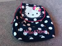 Hello kitty girls backpack