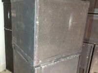 Large PA System for sale