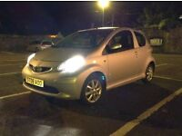TOYOTA AYGO PLATInUM ( ONLY 36000 miles from new )