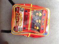 fireman Sam kids rucksack ex condition