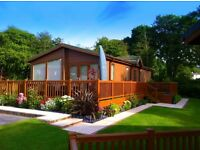 FOR SALE Luxury Holiday Lodge / Holiday Home / Static Caravan on Stunning Golf Course, North Wales