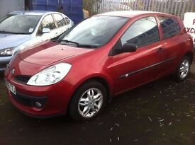 \\ JUST ARRIVED // 55 RENAULT CLIO 1.2 EXTREME, 71000 MILES, FULL MOT.